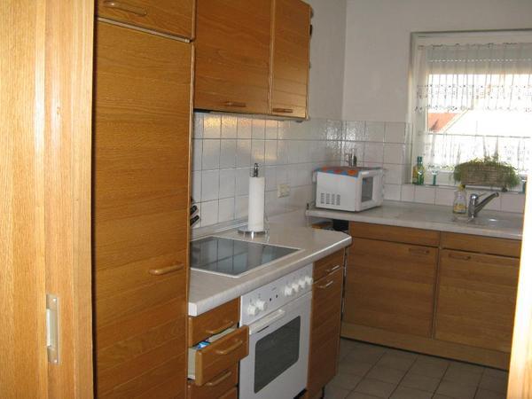 komplett k che f r 700 eur abzugeben in fellbach. Black Bedroom Furniture Sets. Home Design Ideas