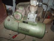 Kompressor und Schweißgerät