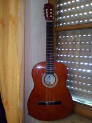 Konzert Gitarre Abholung
