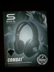 Kopfhörer SOUL combat+