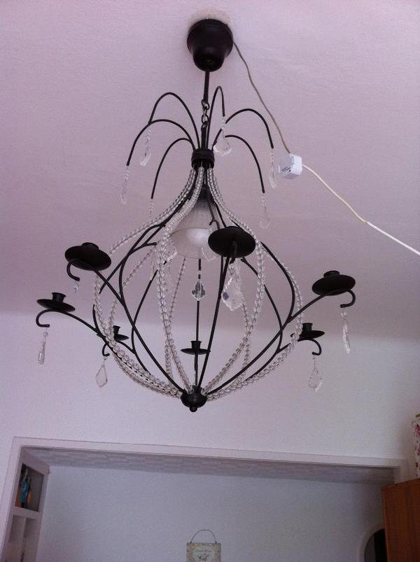 kristall kronleuchter neu und gebraucht kaufen bei. Black Bedroom Furniture Sets. Home Design Ideas