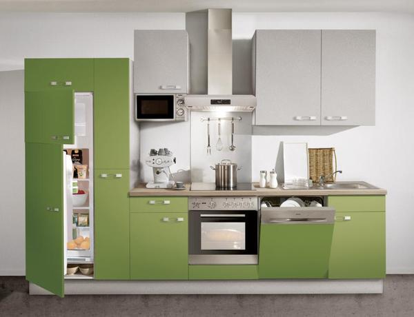 Küche Einbauküche Pino PN 100 Neu NUR 2198 EUR in Asperg ...