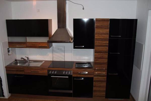 verkaufe aufgrund eines umzuges meine k che sp lmaschine herd hlschrank apothekerschrank. Black Bedroom Furniture Sets. Home Design Ideas