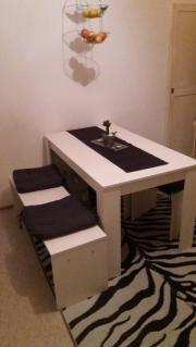 kuechentisch in rastatt haushalt m bel gebraucht und. Black Bedroom Furniture Sets. Home Design Ideas
