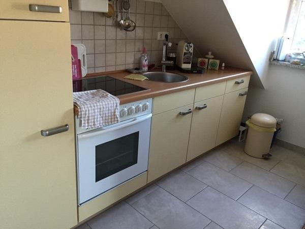 Küchenzeile inkl Elektrogeräte in München Küchenzeilen