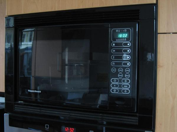 k ppersbusch mikrowelle einbauger t mw 850 850w mit grill. Black Bedroom Furniture Sets. Home Design Ideas