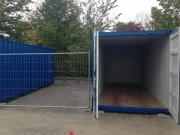 Lagercontainer, Freilager, Container,