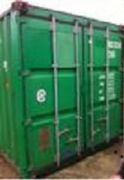 Lagerplatz, Container, Stellplatz,