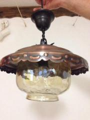 Lampe Kupfer und
