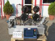 Laserdrucker und Etiketiermaschine