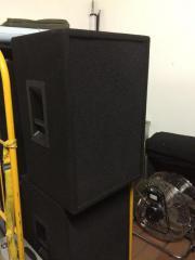 Lautsprecherboxen Solton PA