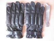 Lederhandschuhe, Handschuhe, Motorradhandschuhe,