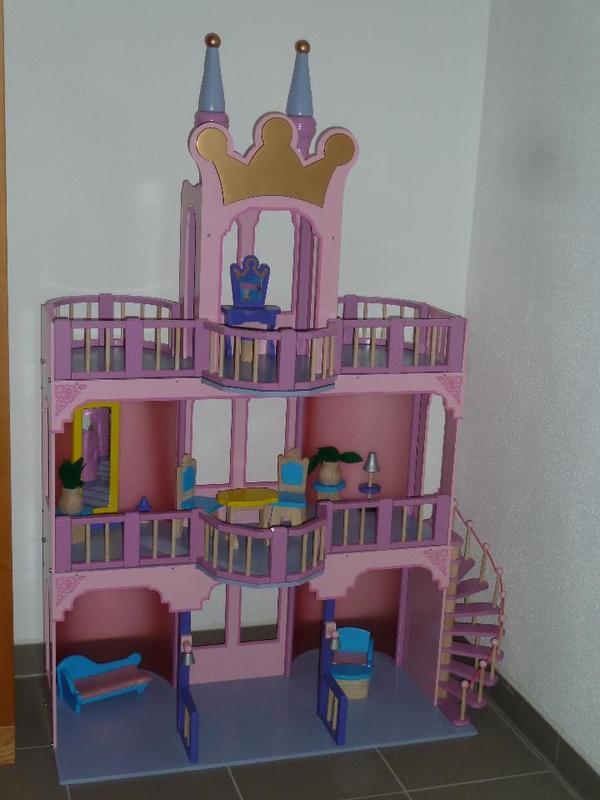 barbie schloss neu und gebraucht kaufen bei. Black Bedroom Furniture Sets. Home Design Ideas