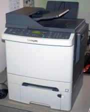 Lexmark X546dtn Farblaserdrucker