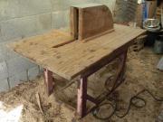 Liebhaberstück: Brennholzsäge, Tischkreissäge,