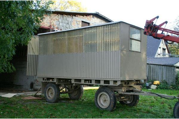 lkw traktor anh nger werkstattanh nger in garz anh nger auflieger kaufen und verkaufen. Black Bedroom Furniture Sets. Home Design Ideas