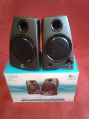 LOGITECH - STEREO SPEAKERS -