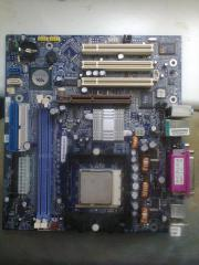 Mainboard Motherboard + Cpu