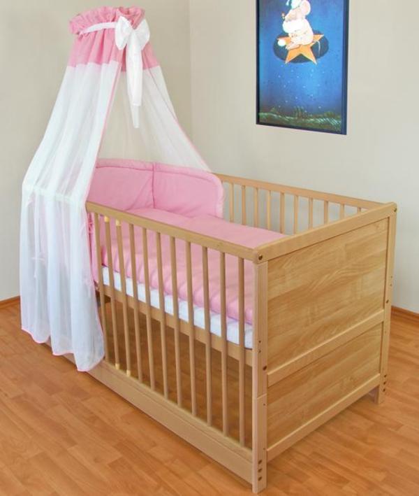 massivholz kinderbett mit allem in m nchen wiegen. Black Bedroom Furniture Sets. Home Design Ideas