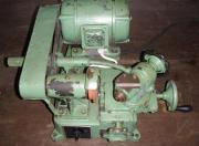 Matra Ventilschleifmaschine, Schleifmaschine