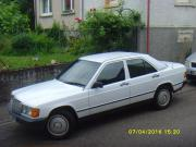 Mercedes Oldtimer 190
