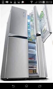 Mesut. Kühlschrank Reparatur