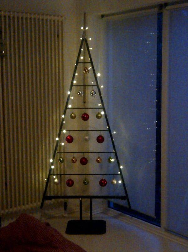 Metall tannenbaum in b nen dekoartikel kaufen und for Dekoartikel metall
