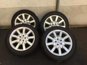 Michelin Winterreifen 255/