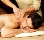 Mit sinnlicher Massage