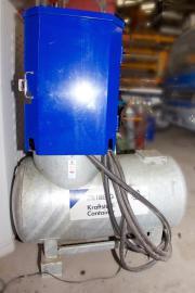 Mobile Tankstelle, Kraftstoffcontainer,