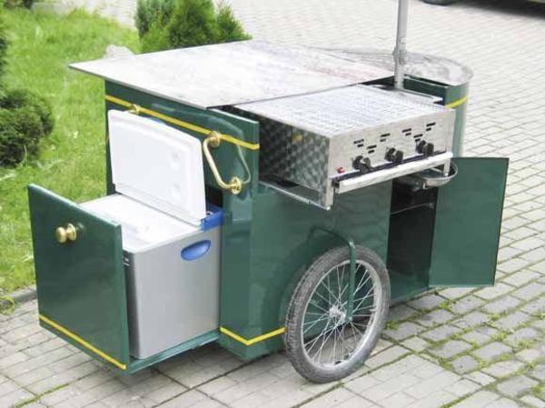 mobiler grill in nowy sacz gastronomie ladeneinrichtung kaufen und verkaufen ber private. Black Bedroom Furniture Sets. Home Design Ideas