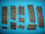 Modelleisenbahn - Auflösung - Märklin -
