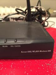 Modem Arcor WLAN