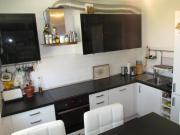 moderne Küche mit