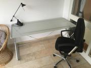 Moderner Büro Schreibtisch