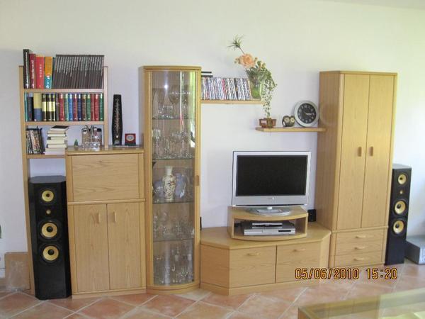 m belwand in frankenthal wohnzimmerschr nke anbauw nde. Black Bedroom Furniture Sets. Home Design Ideas