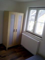 Möbliertes Zimmer in
