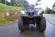 Moped-quad Kymco