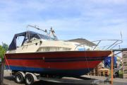 Motorboot Invander AK2200