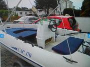 Motorboot Konsolenboot Rauwasserboot