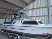 Motorboot Sbm 680