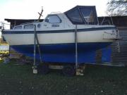 Motorkajütboot LM24
