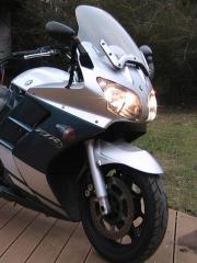 Motorrad Yamaha FJR