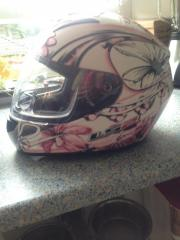 Motorradhelm neu + unfallfrei!!!