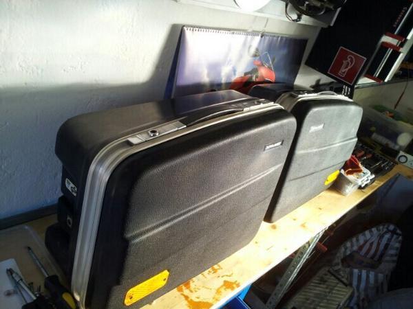 motorrad koffer krauser kaufen gebraucht und g nstig. Black Bedroom Furniture Sets. Home Design Ideas