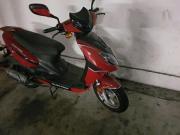 Motorroller 50 kubcm