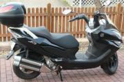 Motorroller Daelim 125