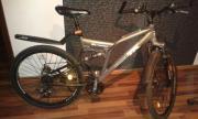 Mountain-Bike in