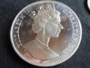 Münze Elisabeth II