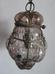 MURANO-Lampe,Hängelampe,